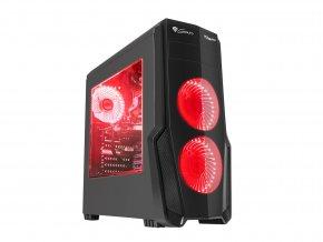 X-DIABLO Gamer R5 1650 (R5 1600/16GB/SSD 1000GB NVME/GTX1650 4GB/W10/Wifi)