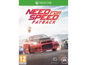 XONE - NEED FOR SPEED PAYBACK