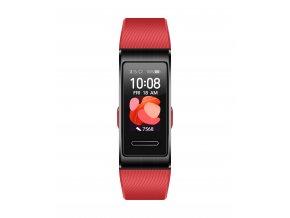 Huawei Band 4 Pro Cinnabar Red