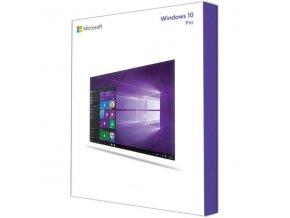 MS Win Pro 10 64-bit Eng 1pk OEM DVD