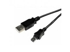 CABLE, USB, A TO MINI-B, 4