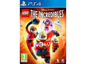 PS4 - LEGO INCREDIBLES