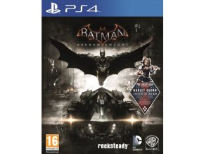 PS4 - Batman: Arkham Knight Playstation Hits