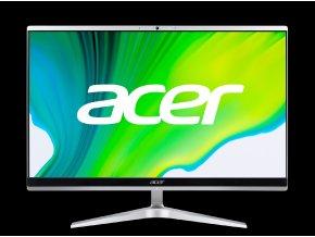 """Acer Aspire C22-1650 - 21,5""""/i3-1115G4/256SSD/4G/W10 stříbrný"""