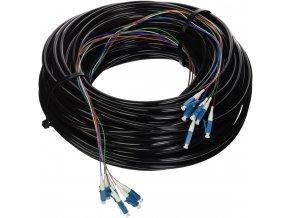 UBNT FC-SM-100, Fiber Cable,Single Mode,100' (30m)