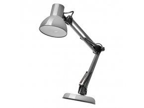 STOLNÍ LAMPA LUCAS (šedá)
