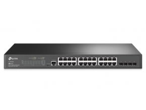 TP-Link TL-SG3428 24xGb 4xSFP L2 managed switch