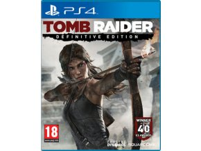 PS4 - Tomb Raider Definitive Edition