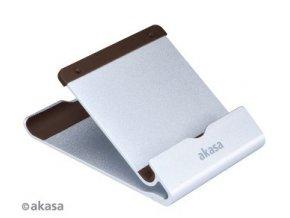 AKASA - Scorpio - stojan pro tablet - hnědý