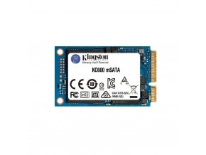 1024GB SSD KC600  Kingston mSATA