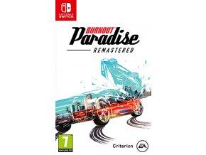 NS - Burnout Paradise Remastered