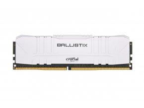 32GB DDR4 2666MHz Crucial Ballistix CL16 2x16GB White