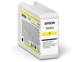 Epson Singlepack Yellow T47A4 Ultrachrome
