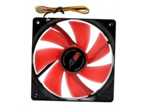 AIREN FAN RedWings140 LED RED