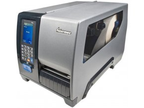 Honeywell PM43, Full Touch Display, LAN, WIFI, TT203dpi, eu Power Cord