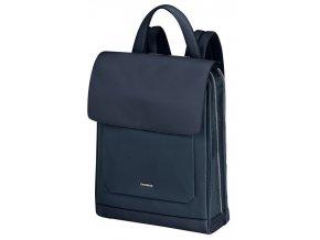 "Samsonite Zalia 2.0 Backpack W/Flap 14.1"" Midnight"