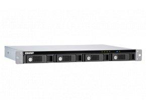 QNAP TR-004U rozšiřovací jednotka pro PC, server či QNAP NAS (4x SATA / 1 x USB 3.0 typu C)