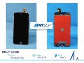 NTSUP LCD modul iPhone 6 PLUS černý kvalita B