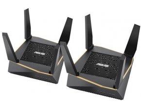 ASUS RT-AX92U - 2 pack - ROG Rapture Tri-band Gigabit router