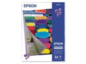 EPSON double sided Matte Paper A4 (50listů)