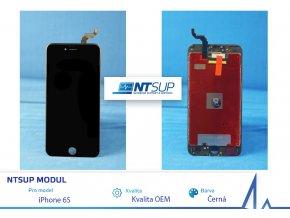 NTSUP LCD modul iPhone 6S černý kvalita B