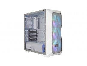 COOLER MASTER PC skříň MASTERBOX TD500 MESH ARGB, bílá