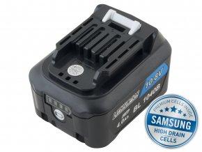 Baterie AVACOM MAKITA BL 1040B Li-Ion 10,8V 4000mAh, články SAMSUNG s LED indikací