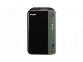 QNAP TS-253D-4G (2,7GHz / 4GB RAM / 2x SATA / 1xHDMI 4K / 1xPCIe / 2x2,5GbE / 3xUSB 2.0 / 2xUSB 3.2)