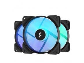 Fractal Design Aspect 12 RGB Black Frame 3-pack