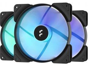 Fractal Design Aspect 14 RGB PWM Black Frame 3-pack