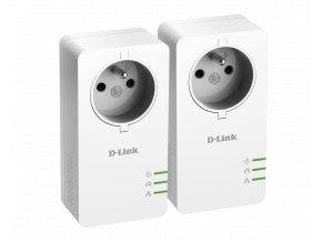 D-Link DHP-P601AV/FR Powerl AV2 1000 Passthrough K