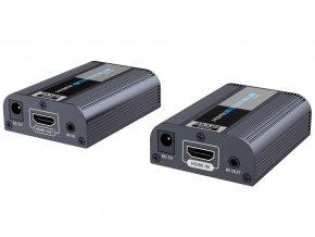 PremiumCord 4Kx2K@60Hz HDMI extender do 60m