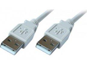 PremiumCord USB 2.0 A-A M/M 0,5m propojovací kabel