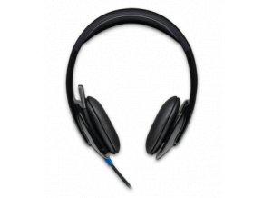 Náhlavní sada Logitech Stereo USB Headset H540