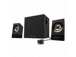 repro Logitech Z533, 60W RMS, 2.1 zvukový systém