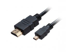 AKASA - 4K HDMI na Micro HDMI kabel