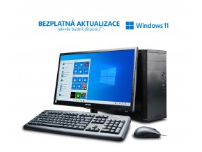 Premio Basic 310 S480 Home (i3-10105/8GB/480GB/DVD/W10H)