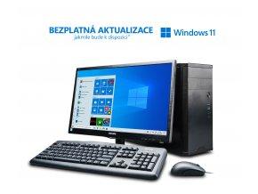 Premio Basic 310 S480 (i3-10105/8GB/480GB/DVD/W10Pro)