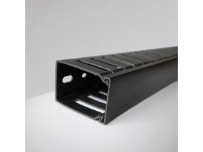 CABLE MANAGER 1U 60x40 (2M) BLACK