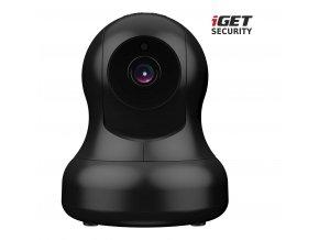 iGET SECURITY EP15 - WiFi rotační IP FullHD 1080p kamera,noční LED,microSD, pro alarmy iGET M4 a M5