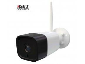 iGET SECURITY EP18 - WiFi venkovní IP FullHD 1080p kamera,noční LED,microSD,pro alarmy iGET M4 a M5