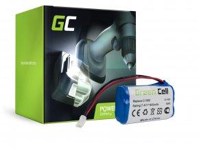 45374 5 sekacka baterie pro gardena c 1060 plus solar