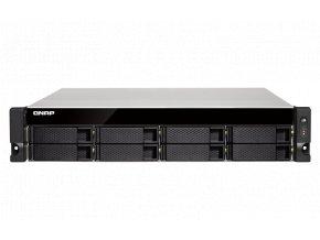 QNAP TS-863XU-4G (2,0GHz / 4GB RAM / 8x SATA / 4x GbE / 1x 10GbE / 2x USB 2.0 / 2x USB 3.0)