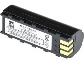 Baterie T6 power Symbol Motorola Zebra LS3478, LS3578, DS3478, DS3578, 2500mAh, 9,3Wh, Li-ion