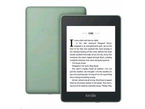 "E-book AMAZON KINDLE PAPERWHITE 4 2018, 6"" 8GB E-ink displej, WIFi, SAGE, SPONZOROVANÁ VERZE"
