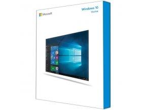 MS Win Home 10 64-Bit Eng 1pk OEM DVD