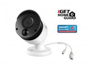 iGET HGNVK930CAM - PoE IP FullHD 1080p kamera, SMART detekce pohybu, IP66, noční IR přísvit 30m