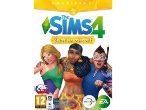 PC - The Sims 4 - Život na ostrově