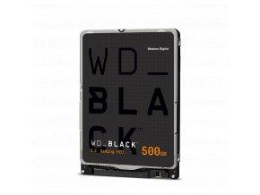 HDD 2,5'' 500GB WD5000LPSX Black SATAIII 7.2k 64MB