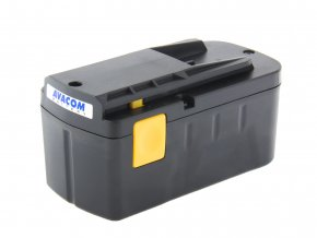 Baterie AVACOM FESTOOL BPS 12 S Ni-MH 12V 3000mAh, články PANASONIC